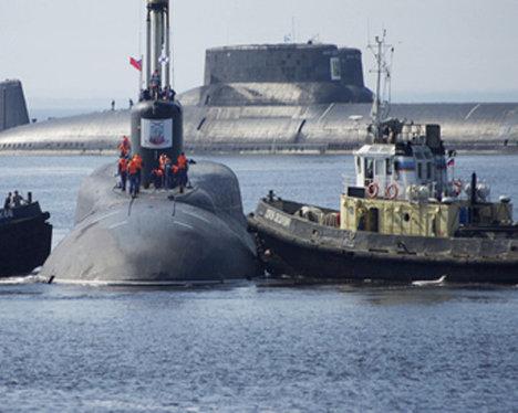 АПЛ Юрий Долгорукий провела успешный пуск ракеты Булава