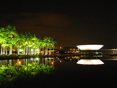 Столице Бразилии — 50 лет