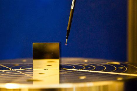 Одна из работ, представленных на фотовыставке Particle Physics Photowalk 2013