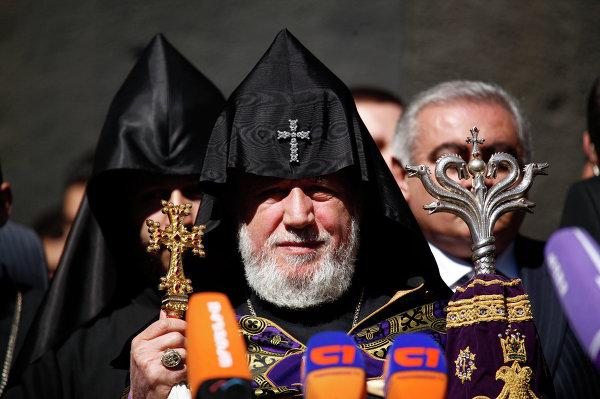 Католикос всех армян Гарегин II