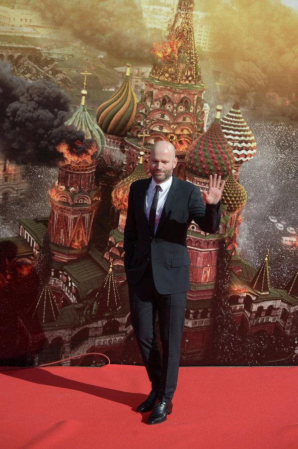 Фотоколл актеров фильма Война миров Z