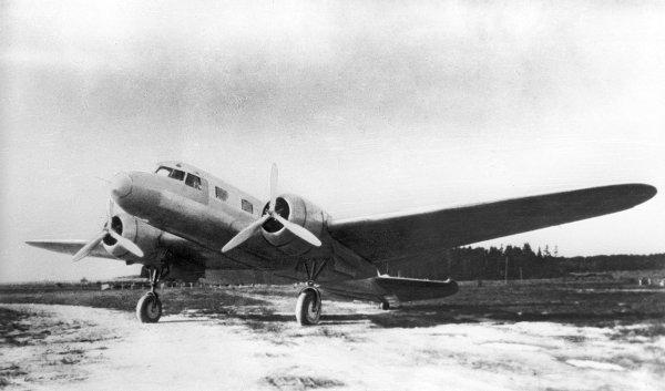 Самолет АНТ-35 (ПС-35) конструкции А.Н.Туполева