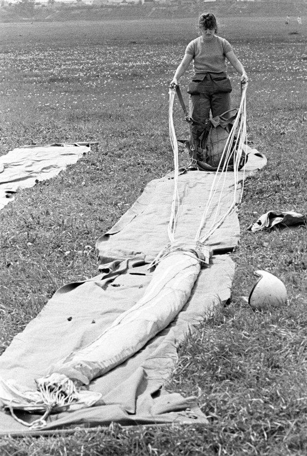 Летчик-космонавт СССР, Герой Советского Союза Светлана Савицкая