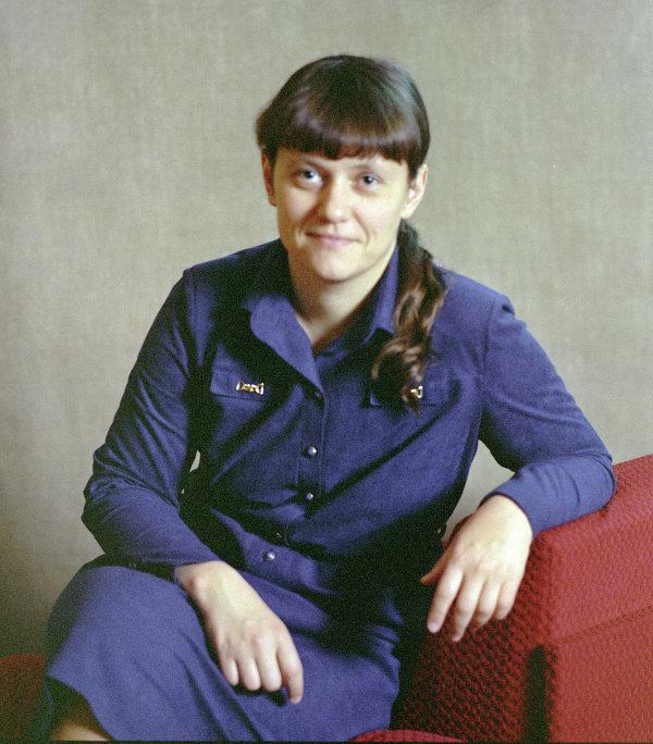Летчик-космонавт СССР, дважды Герой Советского Союза Светлана Савицкая