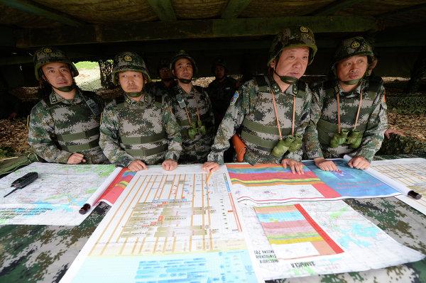 Совместное российско-китайское учение Мирная миссия-2013