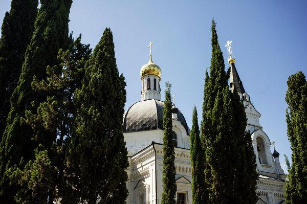 Собор Михаила Архангела в городе Сочи