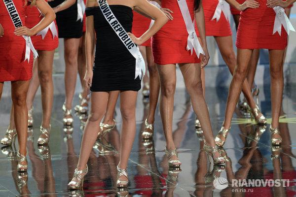 Финальное шоу конкурса Мисс Вселенная 2013