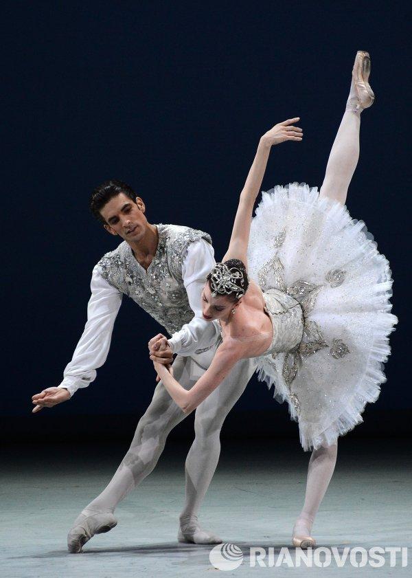 Церемония вручения международного приза Benois de la Danse