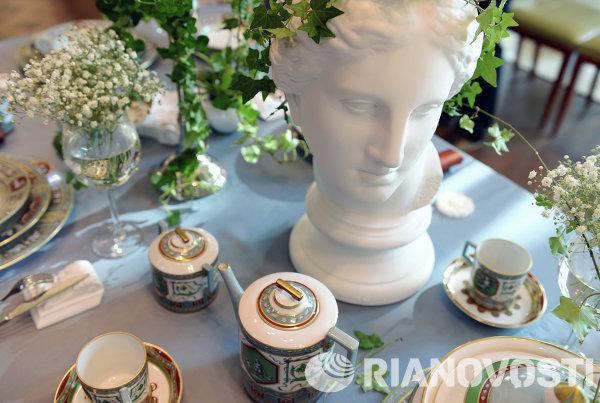 Открытие выставки-продажи Образы России