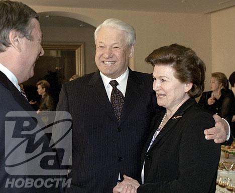 La primera mujer cosmonauta del mundo cumple 70 años
